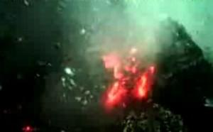Api di dalam laut