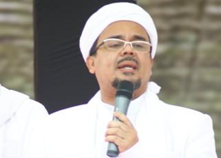 habib rizieq-milad 14